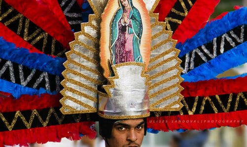 Our Patron Saint: La Virgen de Guadalupe
