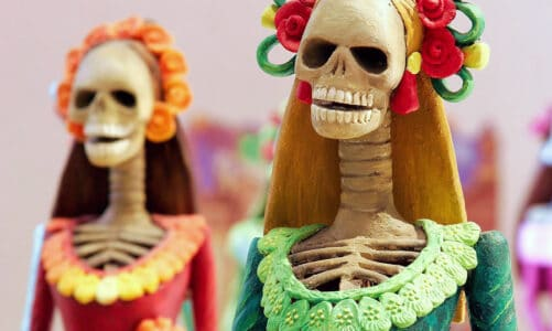 Day of the Dead, a fiesta for the living
