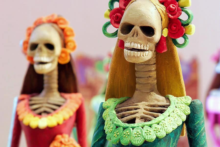 La Catrina, Day of the Dead