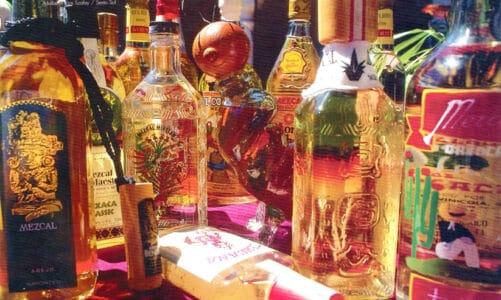 Mezcal, the Holy Elixir